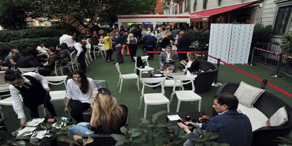 Festa di laurea Botinero Milano